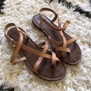 Mossimo Strappy Sandals sz 8.5